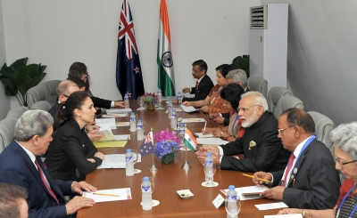 PM Modi, Turnbull hold bilateral meeting — ASEAN Summit