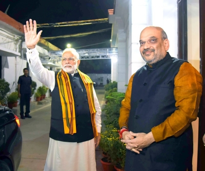 Modi, Shah tell BJP workers to reach out to beneficiaries