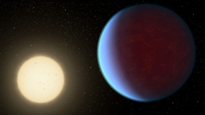 This exoplanet may have atmospheric ingredients similar to Earth's