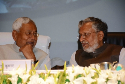 State has benefited from JD(U)-BJP alliance: Nitish