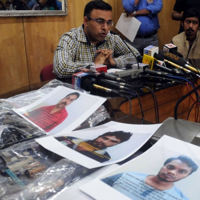 Three suspected Bangladeshi terrorists nabbed by Kolkata STF sent to police custody