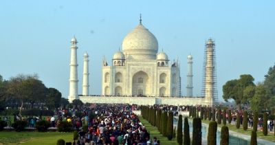 Restore Taj Mahal or demolish it, SC tells government (Lead)