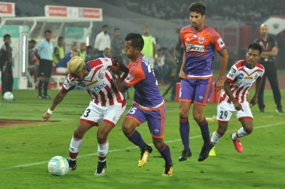 ISL: FC Pune City ride Marcelinho brace to trounce ATK