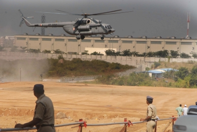 Security beefed up at Hyderabad airport following Centre's alert