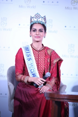 I ve really not given Bollywood a thought: Manushi Chhillar (IANS Interview)