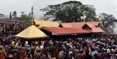 Sabarimala temple restricts devotees as Pamba river overflows
