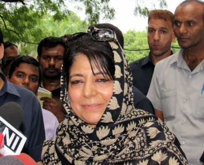 Mehbooba welcomes ceasefire announcement
