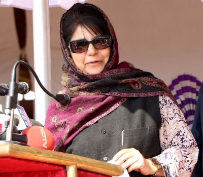 J&K considering amnesty to second-time stone pelters: Mehbooba
