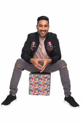 Nucleya excited about his own radio show