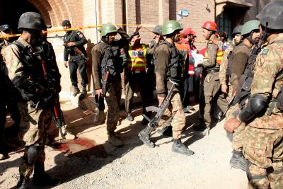 Pehawar attack: 9 arrested, college shut for indefinite period (Lead)