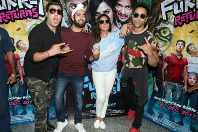 Fukrey Returns , thankfully with entertainment (Film Review)