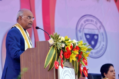 President urges students to contribute towards nation building