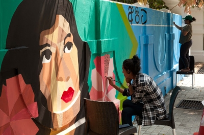 Let the murals speak for the dignity of transgenders  (Feature)