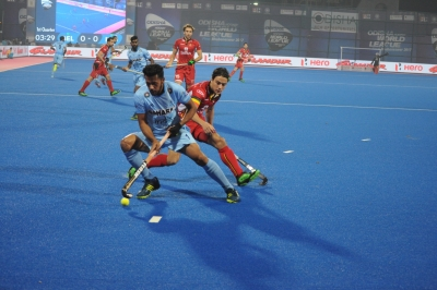HWL Final: India pip Belgium to enter semis