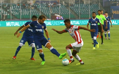 ISL: Chennaiyin ride Jeje brace to edge past ATK in thriller