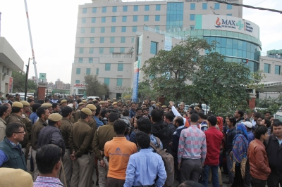 Shalimar Bagh s Max Hospital licence cancelled over wrongly declaring baby dead (Second Lead)