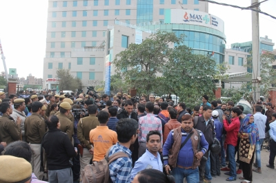 Max Hospital licence cancellation: Government didn t hear us, says hospital (Third lead)