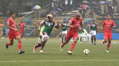 I-League: Mohun Bagan sink Churchill to go top of table