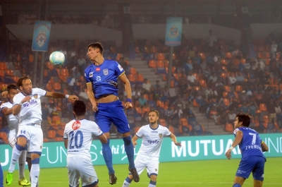 ISL: Mumbai City end Chennaiyin FC s winning streak