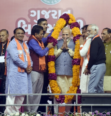 Sea-plane to ferry me for first time in India: Modi
