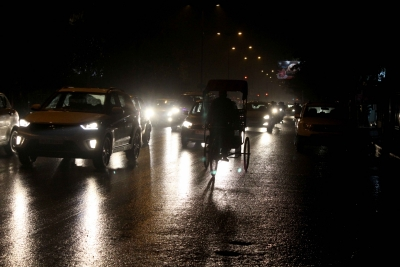 Drizzles in Delhi-NCR, dip in maximum temperature likely