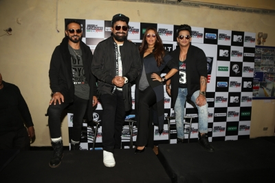Roadies  most gender neutral place, say Neha, Rannvijay