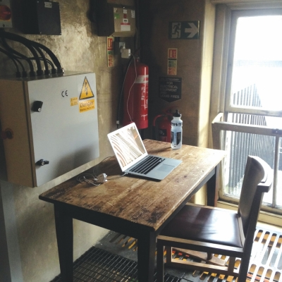 Writer s desk: How writers build the sanctums where they write (Literary Feature - Part I of II)