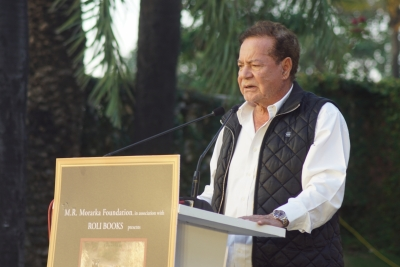 Being part of AIMPLB was liability: Salim Khan to Salman Nadvi