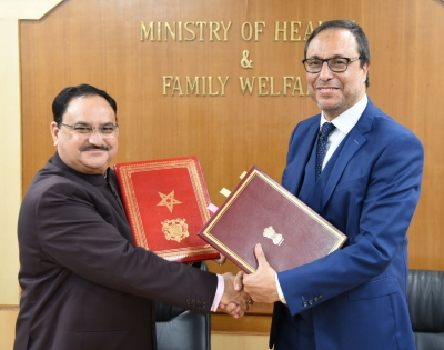 India, Morocco ink MoU for cooperation in telemedicine