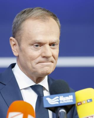 UK Brexit plans  pure illusion : Donald Tusk