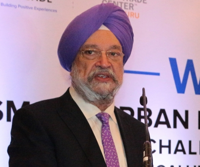 Days of khichdi politics over, India needs another 10 years of Modi: Hardeep Singh Puri (IANS Special)
