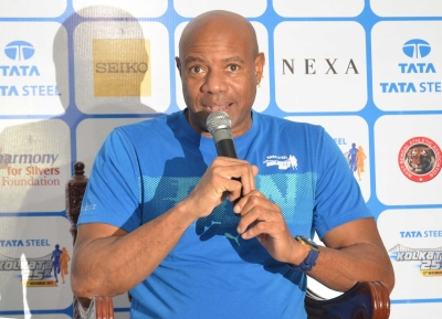 I want to coach somebody who can break my long jump record: Powell