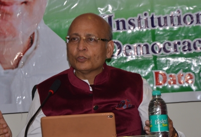 Historic interim order by SC, says Singhvi