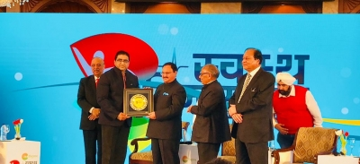 JKP awarded for providing free healthcare services
