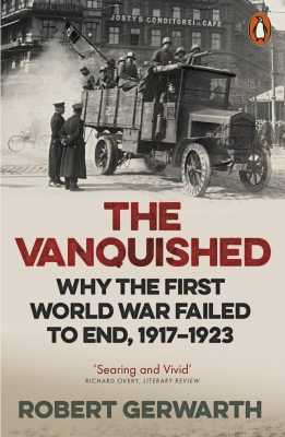World War I s forgotten violent aftermath and toxic legacy (Book Review)