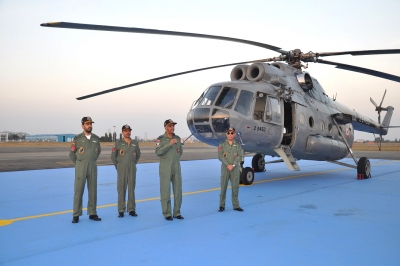 IAF phases out Mi-8 helicopters