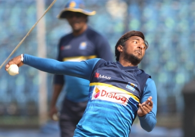 Sri Lanka's Dananjaya banned from bowling for a year
