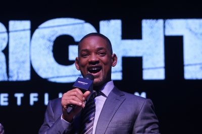 Will Smith to do film adaptation of 'Brilliance'