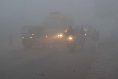 UP shivers as fog, cold wave returns