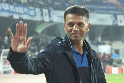 NCA head Dravid training budding cricketers from 16 countries