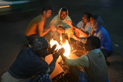 Parts of Bengal get respite with rise in night temperatures