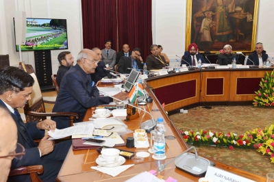 Vacancies in Central Universities must be filled urgently: President