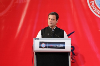 India today faces lack of jobs, rise of divisiveness: Rahul