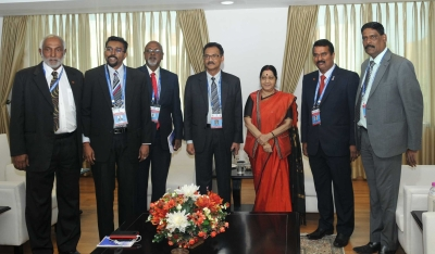 PIOs conference will help open news vistas: Sushma Swaraj