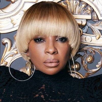 Mary J. Blige divorced