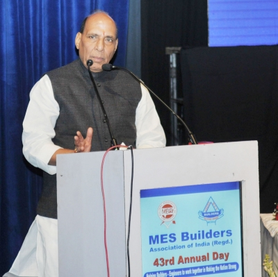 Rajnath assures expedited environmental clearance for strategic projects (Lead)