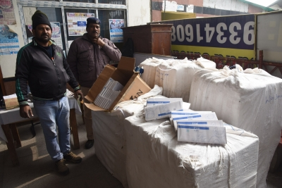 Foreign made cigarettes worth Rs 65 lakh seized in Patna