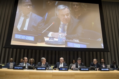 Security Council reform essential for balance of power, diversity  (Lead)