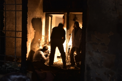 Five of a family killed in Jaipur blaze