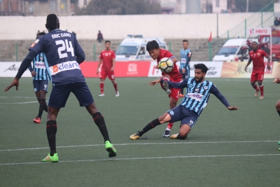 I-League: Minerva beat Lajong to cement top spot (Lead)